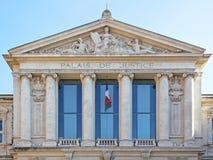 Palais de Justice Nice Royalty Free Stock Image