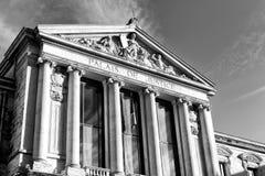 Palais DE Justice, Nice, Frankrijk royalty-vrije stock afbeelding