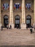 Palais DE justice, Parijs Royalty-vrije Stock Foto's