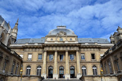Palais de Justice, Paris Stock Photography