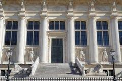 Palais de Justice of Paris Royalty Free Stock Images