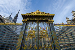 Palais de Justice in Paris, France Royalty Free Stock Photography