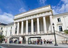 Palais de Justice in Tours, France Stock Images