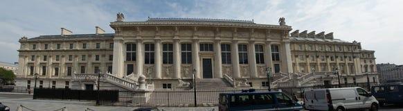 Palais de Justice Royalty Free Stock Photos