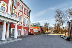 Palais de Kadriorg Photographie stock libre de droits
