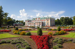 Palais de Kadriorg Photo stock