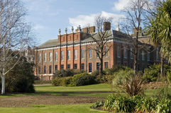 Palais de Kensington Photographie stock