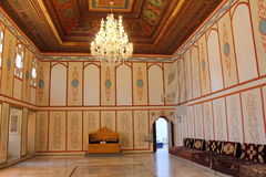 Palais de Khan s photographie stock