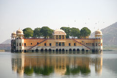 Palais de l'eau Photo libre de droits