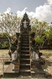 Palais de l'eau, temple bouddhiste, Indonésie Images stock