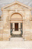 Palais de l'entrée de Tau Photographie stock libre de droits