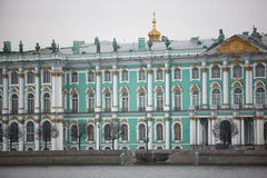 Palais de l'hiver Photo libre de droits