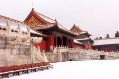 Palais de l'hiver Image libre de droits