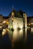 Palais de l'Île, Annecy Royalty Free Stock Images