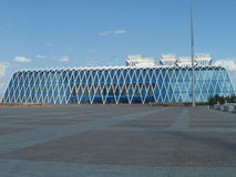 Palais de l'indépendance Photo stock
