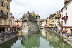 Palais de l`Isle, Annecy, France - 1 Royalty Free Stock Photo