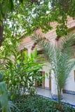 Palais de la Bahia (Bahia Palace) Royalty Free Stock Image