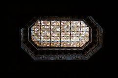 Palais de la Bahia (Bahia Palace) in Marrakech Royalty Free Stock Image
