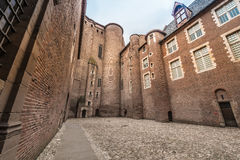 Palais de la Berbie in Albi, France Royalty Free Stock Photos