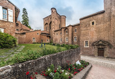 Palais de la Berbie in Albi, France Stock Photo