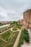 Palais de la Berbie in Albi, France. Palais de la Berbie in Albi, Tarn region, Midi Pyrenees, France Royalty Free Stock Photo