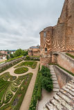 Palais de la Berbie in Albi, France Stock Images