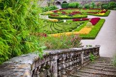 Palais de la Berbie Gardens at Albi, Tarn, France Stock Photos