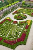Palais de la Berbie Gardens at Albi, Tarn, France. ALBI, FRANCE - AUGUST 09: Palais de la Berbie Gardens at Albi, Tarn, France on August 09, 2014. Beautiful Royalty Free Stock Photo