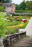 Palais de la Berbie Gardens en Albi, el Tarn, Francia Fotografía de archivo libre de regalías