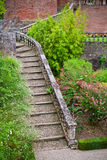 Palais de la Berbie Gardens en Albi, el Tarn, Francia Fotos de archivo