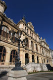 Palais de la bourse Royalty Free Stock Images