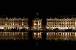 Palais de la Bourse Fotografia Stock