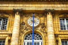 Palais de la Bourse, Bordeaux, Frankreich lizenzfreies stockbild