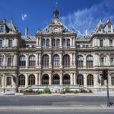 Palais de la bourse Royalty Free Stock Image