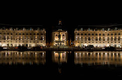 Palais de la Bourse Stock Photo