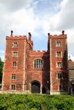 palais de lambeth de gatehouse photographie stock libre de droits