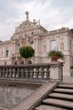 Palais de Linderhof Photos libres de droits