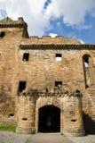 Palais de Linlithgow, Ecosse Images stock