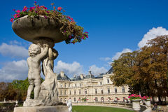 Palais de Luxembourg Royalty Free Stock Photo