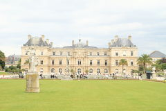 Palais de Luxembourg Royalty Free Stock Image