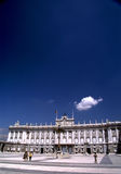Palais de Madrid Photos stock