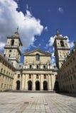 palais de Madrid Photographie stock libre de droits