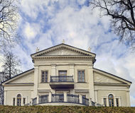 Palais de manoir de Tuskulenai Photographie stock