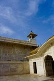 Palais de marbre Photos stock