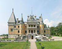 Palais de Massandra Image stock