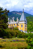 Palais de Massandra, Crimée Image stock