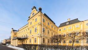 Palais de Menshikov Photo stock