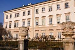 Palais de Mirabell à Salzbourg, Autriche images stock