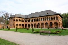 Palais de Mogosoaia Photos libres de droits