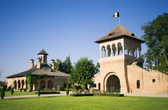 Palais de Mogosoaia Photo libre de droits
